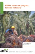 RSPO's vision and progress towards inclusivity