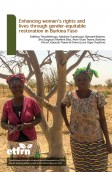Enhancing women's rights and lives through gender-equitable restoration in Burkina Faso