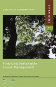 Financing Sustainable Forest Management