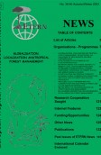 Globalisation, localisation and tropical forest management